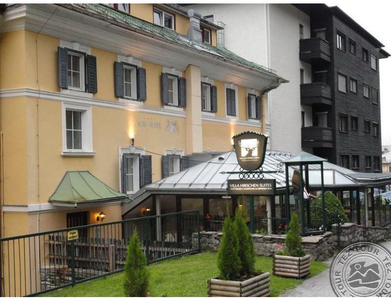 HIRSCHEN HOTEL (BAD GASTEIN)