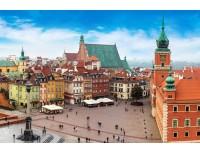 Prabangus savaitgalis Varšuvoje