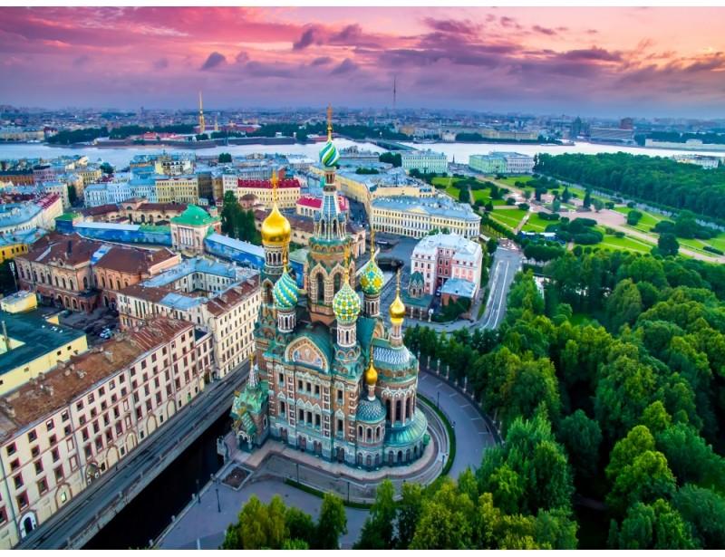 Didingasis Sankt Peterburgas|5d.