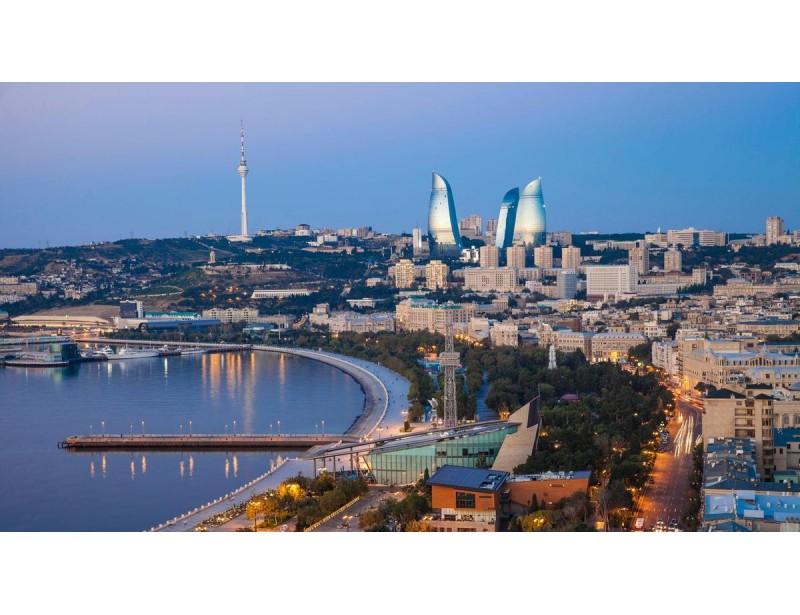Vilnius - Baku - Vilnius